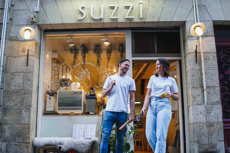 Rejoins la team Suzzi !